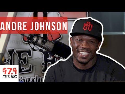 Andre Johnson Revelas His Texans QB Pick & Talks Retirement On The MHMS