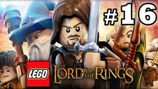 LEGO Lord of The Rings : Episode 16 -  Cirith Ungol (HD) (Gameplay)