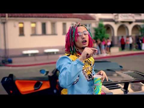Gucci Gang, tapi setiap kali kata Gucci Gang, riff intro Akad diputer (pls help)