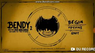 Bendy 2 and the ink machineThe Dark revial (All chapters16)