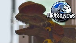 Jurassic News - *Spoilers* New Dinosaurs + Footage || Jurassic World 2 News Update