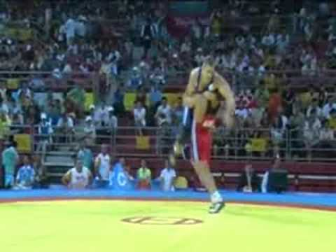 Olympic greco highlights 2008