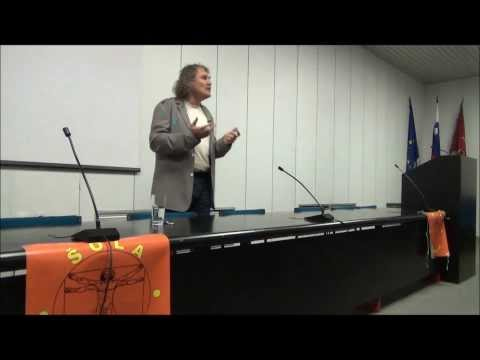 Marjan Ogorevc - Karmična diagnostika - I. del - Šola Zdravja in Občina Sežana, 18 dec 2013