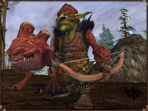 Return of Reckoning: Warhammer Online Private Server. Thursday is Destro Day.