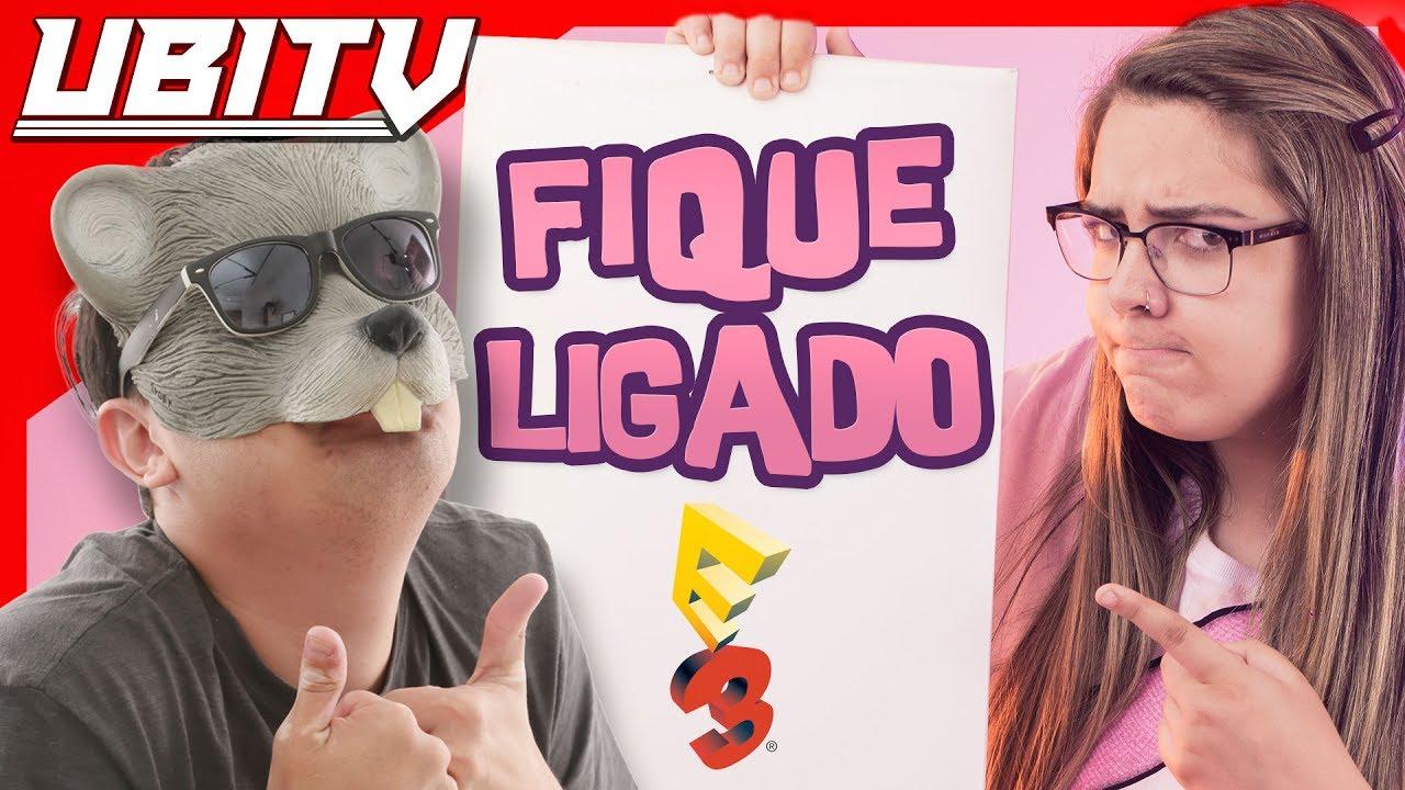 Agenda UbiTV - Rato Borrachudo & Malena - Quer saber como vai ser a programação do UbiTV? Então FIQUE LIGADO! É amanhã!