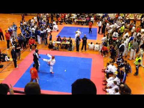 John Cregg PT#2 - 2014,TKD International Opn Euro Championships