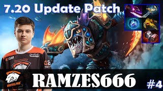 Ramzes - Slark Safelane | 7.20 Update Patch | Dota 2 Pro MMR Gameplay #4