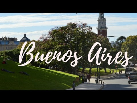 VIAJE A BUENOS AIRES 2017 // TRIP TO BUENOS AIRES