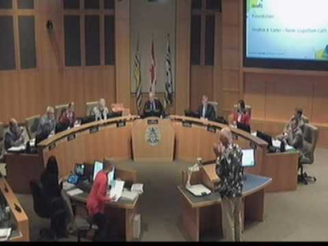 Coquitlam Regular Council Meeting, 2016-04-18