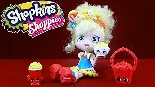 ❤ Куколка Шопкинс (Shoppies) - Попетт! Новинка 2016! Видеообзор на русском.
