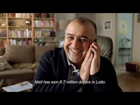 """Norsk Tipping Lotto Commercial: """"The Telephone"""" (Eng subs)"""