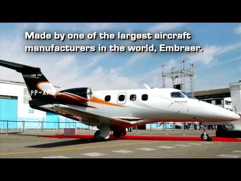 Embraer Phenom 100 video from JetOptions Private Jets