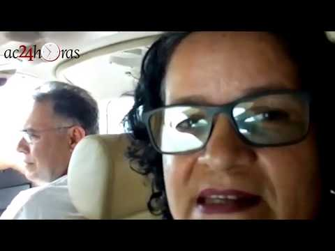 O ac24horas leva você para um voo no interior do Acre