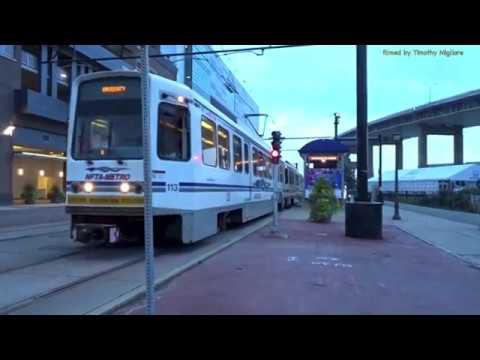 The Light Rail of Buffalo, New York 2018