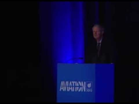 Jim Albaugh at AIAA AVIATION 2013 - Charting the Future of Flight