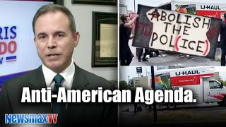Chris Salcedo on the Left's anti-American Agenda