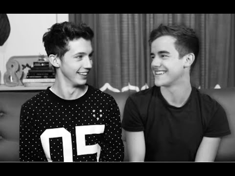 12 Reasons We're Convinced Troye Sivan & Connor Franta Are Dating! (TRONNER) | Hollywire