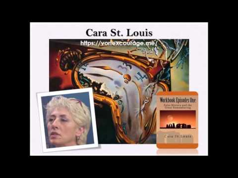 Sage of Quay Radio - Cara St. Louis - False History and The Great Remembering (May 2016)