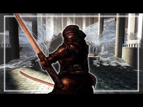 Джинс Мастер Катаны. DARK SOULS II: Scholar of the First Sin. День 3