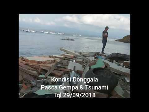 My Story - Detik - detik Terjadinya Gempa & Tsunami Mengguncang Donggala 28/09/2018