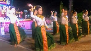 Traditional dance of Thailand - Thailand travel - Stafaband