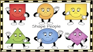 Shemaroo Kids-  Different Shapes and Sizes - Children Songs