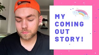 MY COMING OUT STORY!!!