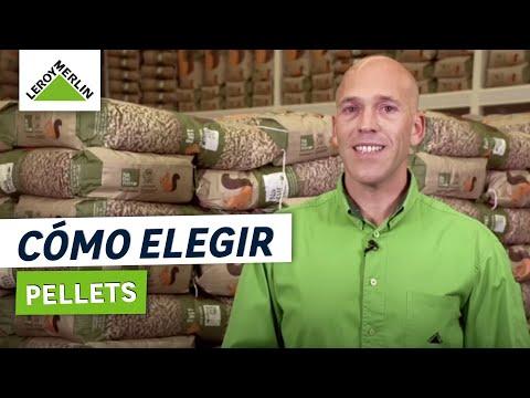 Cómo elegir pellets, el combustible ecológico (Leroy Merlin)