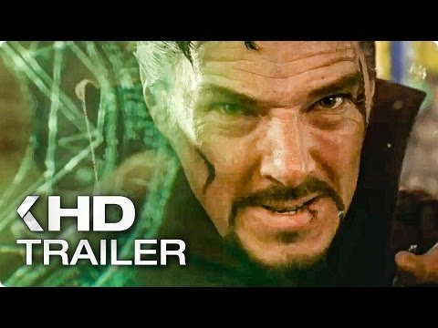DOCTOR STRANGE Trailer 2 German Deutsch (2016)