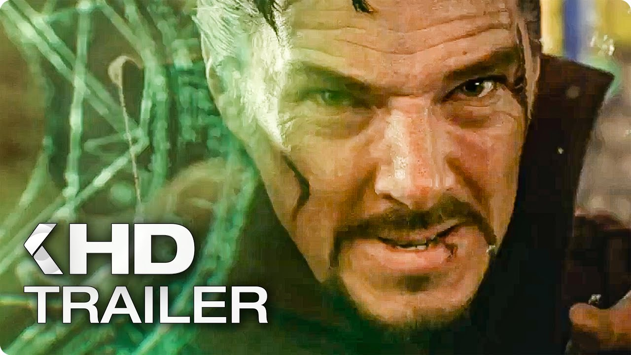 Doctor Strange Trailer German