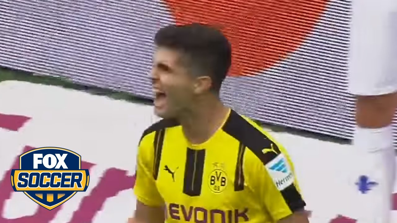 How was the next star of American soccer, Christian Pulisic