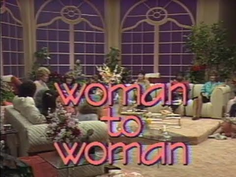 """The """"Woman to Woman"""" Show from 1983 - Topic: Phobias"""