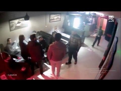 Спор в одном из кафе Черкесска закончился перестрелкой