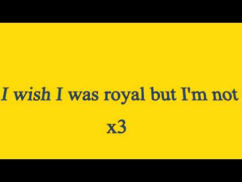 Waterparks Royal -Lyric video-