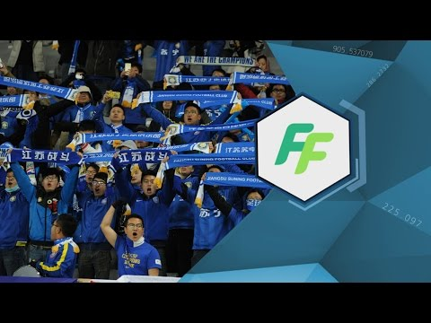 Ambitious Chinese club Jiangsu Suning (EXCLUSIVE)