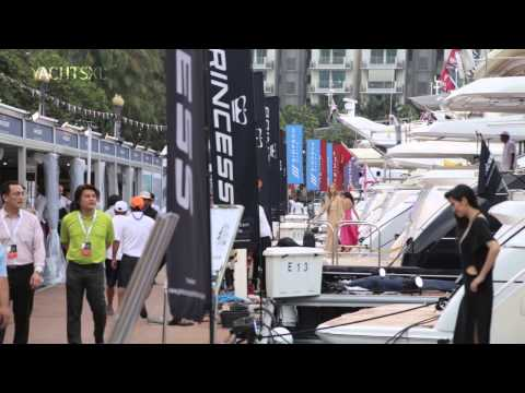 Singapore Yacht Show 2015 Day 2