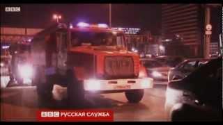 ПОЖАР в Москва-Сити - горит Федерация | Fire in Moscow City 02.03.12
