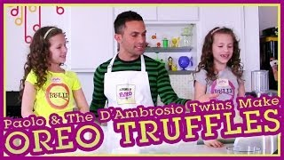 How to Make Oreo Truffles!