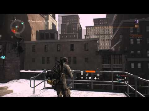 High-End Weapon | The Liberator Gameplay| Tom Clancy's The Division™ Beta