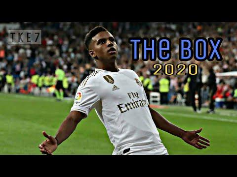 Rodrygo Goes 2020 • The Box • Skills & Goals | HD