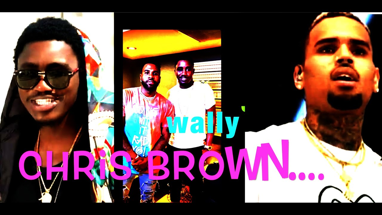 Link Wally Seck Chris Brown! Wally Elimine La Competition!