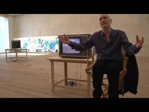 David Reed Takes You Behind-the-Scenes of His Exhibition at PAMM