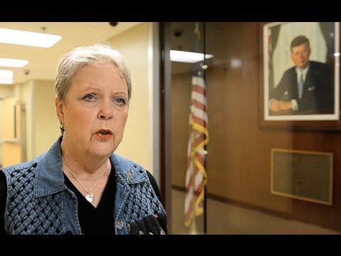 JFK shooting witness: nurse recalls day President Kennedy was shot in Dallas