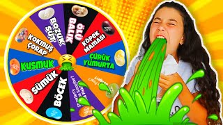 Bean Boozled - Kusmuklu - Sümüklü Şekerleme Challenge