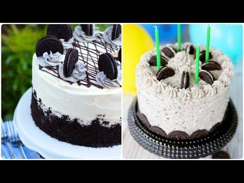 Amazing Chocolate Cake Decorating Compilation - Best OREO Cake - How to Make Oreo Cake Recipes
