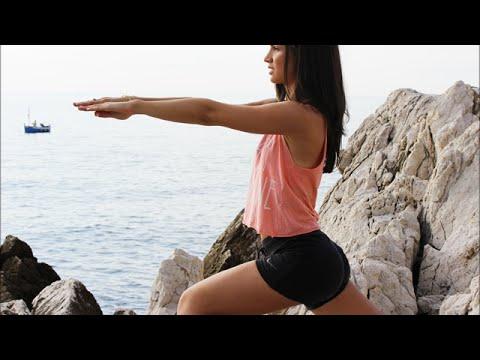 Squats, fentes & fessiers INTENSIFS pour muscler ses fesses