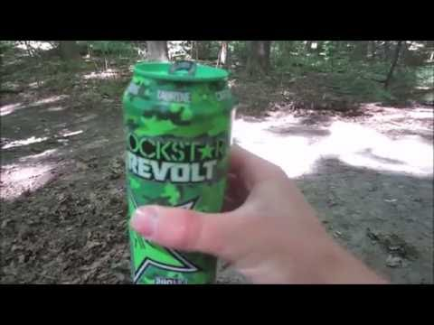 Energy Drink Review #131 - Rockstar Revolt Killer Citrus