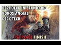 MTG First Place SCG Classic Deck Tech | Standard Boros Angels