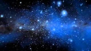 футаж фон вселенная