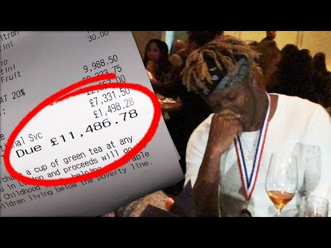 KSI GAVE ME HIS CREDIT CARD AND I SPENT $12,000